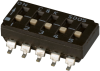 DIP Switches -- SD05H0SBR-ND -Image