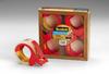 Scotch(R) Packaging Tape, Premium Heavy Duty 3750RD Clear, 48mm x 50m, 4 rls per pack -- 021200-39523