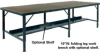 ERGONOMIC WORK BENCHES -- HWBF-3696-95