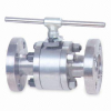 Forged Steel Floating Ball Valve -- LD 004L2-BVFS4