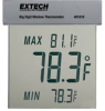 Big Digit Window Thermometer -- 401016