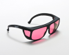 Laser Safety Glasses for Alexandrite and Diode -- KOL-7104