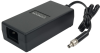 100-240VAC to 5VDC @ 3A, Desktop Power Supply w/ Locking Connector (Choose Power Cord) -- TR128 - Image