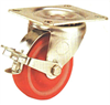 MD-MDF Single Ball Bearing Swivel Casters -- md-4-phb