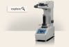 LV-Series Macro-Vickers Hardness Testing System -- LV100 -- View Larger Image
