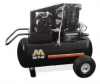 20 Gallon Single and Two Stage Air Compressors -- Industrial