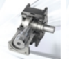 The Dynamic Right Angle Servo Gearbox -- DynaGear With Flange & Coupling