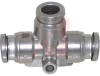 FITTING, STAINLESS STEEL, UNION TEE, FOR 1/4 IN TUBE -- 70072131