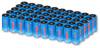 CR123A Lithium Primary Battery -- RB-CR123A-50