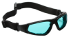 Laser Safety Glasses/Goggles for HeNe Alignment, Ruby and CO2 -- KST-6101