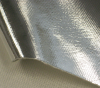 Woven Aluminized Silica Fabrics -- SILTEX® 19 -- View Larger Image