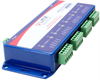 Isolated USB 4-port to RS-422/RS-485 Converter -- BB-USOPTL4-4P