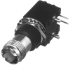 RF Coaxial Board Mount Connector -- RFT-1209-B -Image