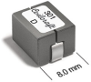 SLR1065 Series High Current Shielded Power Inductors -- SLR1065-221 -Image