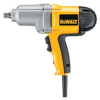 DEWALT 7.5 Amp 1/2 In. Impact Wrench with Detent Pin Anvil -- Model# DW292
