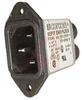 Filter, RFI, Power Line, 6 Amp; RoHS Compliant -- 70185574