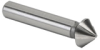 Countersink Bit: heavy duty HSS, 16.5mm (0.650 inch) diameter -- 102719 -- View Larger Image