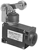 Enclosed Switches Series BF: Roller Arm - Adjustable; 1NC 1NO SPDT Snap Action; 0.5 in - 14NPT conduit; Right-Hand Actuator -- BFR1-BL1