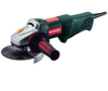 Metabo WP7-125 Quick 5 Inch 9,000 RPM 8.0 AMP Angle Grind.. -- 606211420