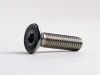 Flat Head Socket Cap Screw Stainless Steel A4 DIN7991, M2X16 -- M10529 - Image