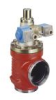 Solenoid Valves, Ammonia and Fluorinated Refrigerants, GPLX, Gas powered stop valves, GPLX 80-150 -- 148G3157