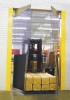 Flexible Swinging Door,HxW 8x8Ft -- 4EY41