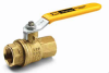 Brass Ball Valves Series 520 -- Brass Ball Valve XV520P