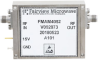 Medium Power Amplifier at 29 dBm P1dB Operating from 100 MHz to 18 GHz with SMA -- FMAM4052 -Image
