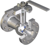 TBV™ Unibody Cast Flanged Valves -- 2000 Series