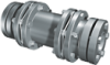 GERWAH™ Ring-flex™ Couplings With RINGFEDER Keyless Shrink Disc Hub Design -- XHD