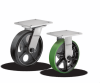 Heavy Duty Casters -- 93 Series -- View Larger Image