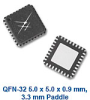 0.01 – 4.0 GHz Seven-Bit Digital Attenuator with Serial and Parallel Drivers -- SKY12343-364LF