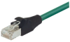 10/100 Base-T Patch Cord 1 ft 4 Pair STP -- 82233598564-1 - Image
