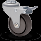 Deluxe Light Duty Casters -- Fallshaw ARC Series -- View Larger Image