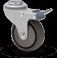 Fallshaw ARC Series Deluxe Light Duty Casters