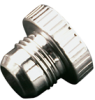 ASP Series Plugs (Threaded Aluminum for 37 Deg. Flared Fittings and Straight-Threaded Ports) -- ASP-3 -Image