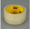 3M Scotch 353 Clear Standard Box Sealing Tape - 48 mm Width x 50 m Length - 1.9 mil Thick - 72324 -- 021200-72324 - Image