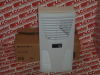 RITTAL 3126115 ( A-A HEX 17 5 W-C 115V 50-60HZ TYPE12 SIDEMTG, RAL 7035, STEEL ) - Image