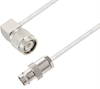 BNC Female to TNC Male Right Angle Cable Assembly using LC085TB Coax, 2 FT -- LCCA30593-FT2 -Image