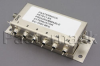 63dB Programmable Attenuator, SMA Female To SMA Female Aluminum Body With 1dB Step Rated To 0.5 Watts Up To 1000 MHz -- PE7011-6A