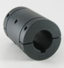 Precision 2-Piece Clamp-Type Sleeve Couplings -- 5L104104FKPSC