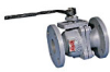 Full Port Cast Iron Flanged Ball Valve -- Series G-4000-FDA