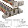 Rectangular Cable Assemblies -- M3CWK-2060K-ND -Image