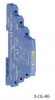 Intrinsically Safe Surge Protectors for Signal Lines -- IS-CSL