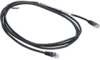 CABLE GS2 TO DL05/CLICK/P3000 2m (6.6ft) RJ12 TO RJ12 RS-232 -- GS-RJ12-CBL-2 - Image