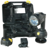 Rechargeable HID Search Light - 200lb. Magnetic Base - 4000' Spot Beam - Flood/Spot Combo - 35 Watt -- Acro 990X-M