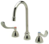 Lavatory Faucet,Two Handle,Blade -- 24X184
