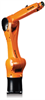 Compact 6 axis Articulated Robot -- KR 10 R1100 sixx WP (KR AGILUS)