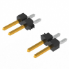 Rectangular Connectors - Headers, Male Pins -- 951124-4620-AR-TP-ND -- View Larger Image