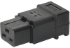 IEC Connector C19, Rewireable, Straight
